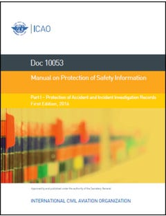 Manual on Protection of Safety Information (Doc 10053)
