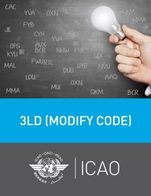 3LD and Telephony Designator (Modify Designator)