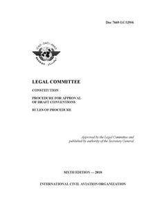 Legal Committee (Doc 7669)