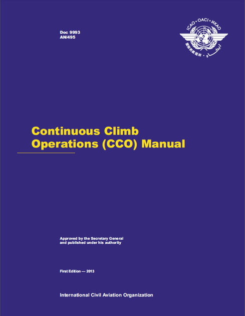 Continuous Climb Operations (CCO) Manual (Doc 9993)