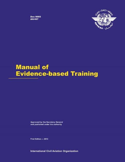 Manual of Evidence-Based Training (Doc 9995)