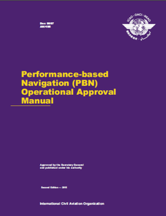 Performance-Based Navigation (PBN) Operational Approval Manual (Doc 9997)