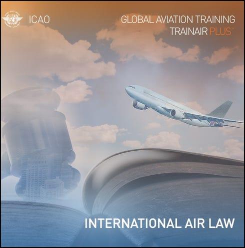 Curso de Derecho Aeronautico Internacional - Spanish