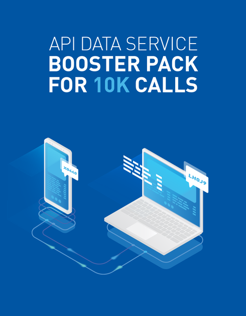 ICAO API Service Plans - Booster Pack for 10K Calls