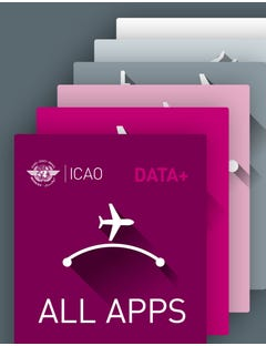 ICAO Data+ Bundle Of 6M