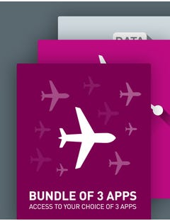 ICAO Data+ Bundle Of 3M