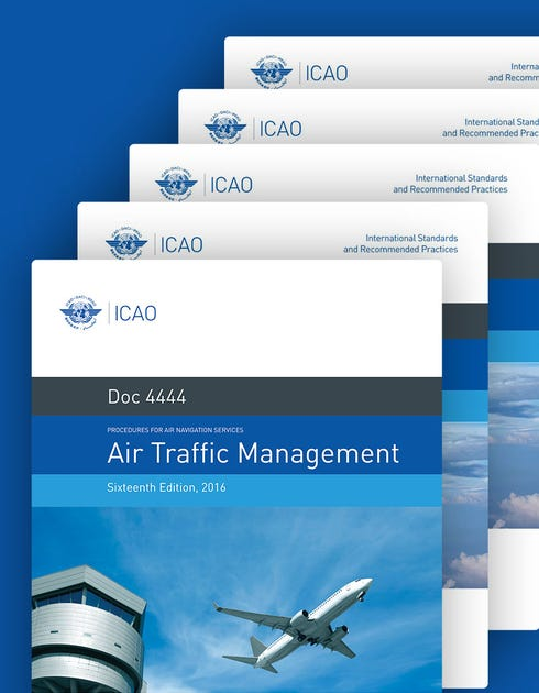 Air Traffic Management and ICAO Annexes Bundle (One-Year Subscription)