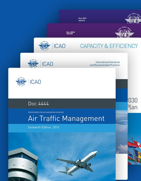 Procedures for Air Navigation Services - Air Traffic Management Bundle (One-Year Subscription)