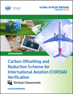 CORSIA Verification - Virtual Classroom