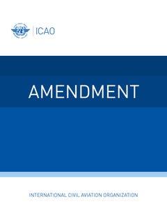 Annex 6 - Operation Of Aircraft - Part II - International General Aviation - Aeroplanes (Amendment no. 38 dated 30/09/20)
