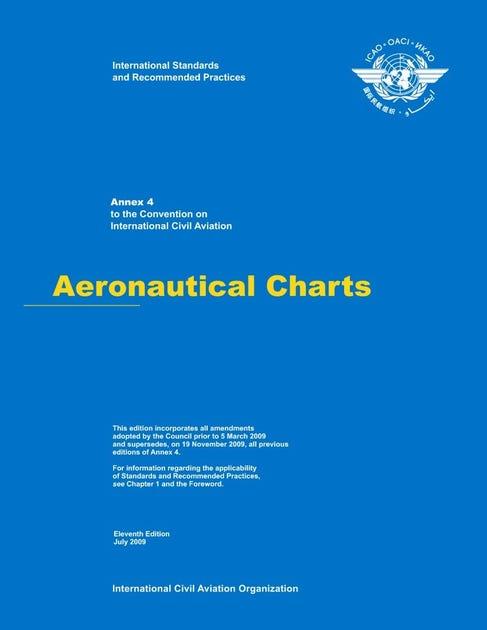 Annex 4 - Aeronautical Charts