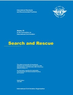 Annex 12 - Search And Rescue