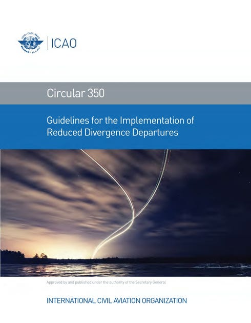 Guidelines for the Implementation of Reduced Divergence Departures (CIR 350)