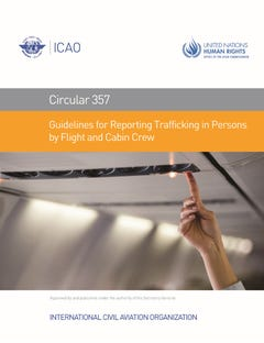 Guidelines for Reporting Trafficking in Persons by Flight and Cabin Crew (CIR 357)