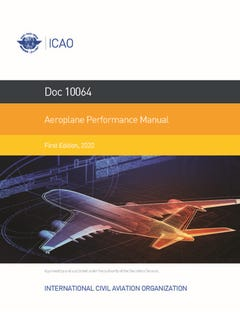 Aeroplane Performance Manual (Doc 10064)