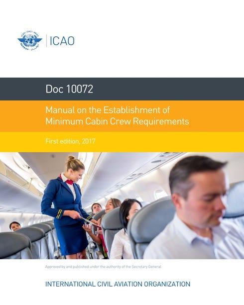Manual on the Establishment of Minimum Cabin Crew Requirements (Doc 10072)