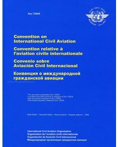 Convention on International Civil Aviation (Doc 7300)