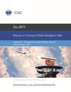 Manual on Testing of Radio Navigation Aids - Volume III - Testing of Surveillance Radar Systems (Doc 8071 - Vol 3)