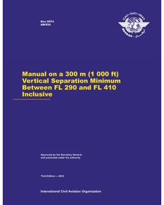 Manual on Implementation Vertical Separation (Doc 9574)