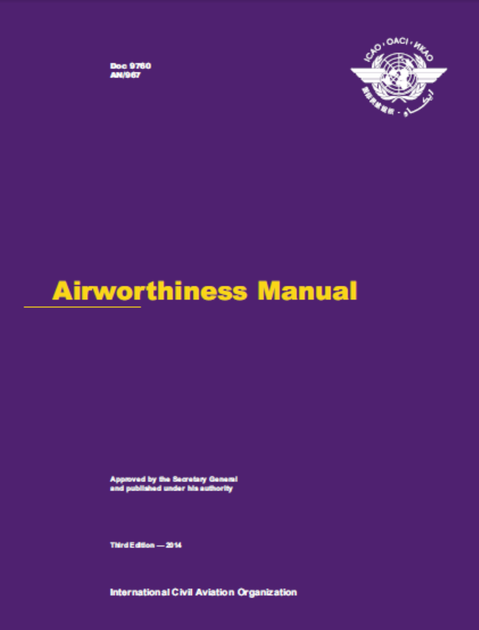 Airworthiness Manual (Doc 9760)