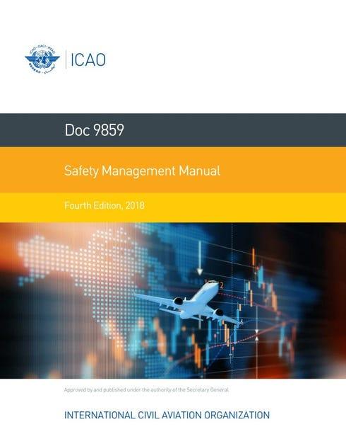 Safety Management Manual (Doc 9859)