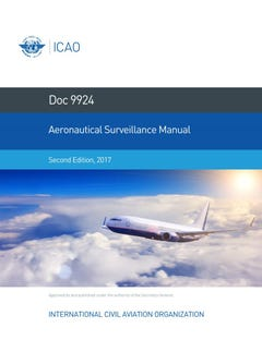 Aeronautical Surveillance Manual  (Doc 9924)