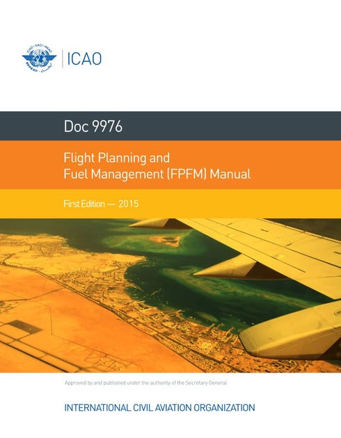 Flight Planning and Fuel Management (FPFM) Manual (9976)