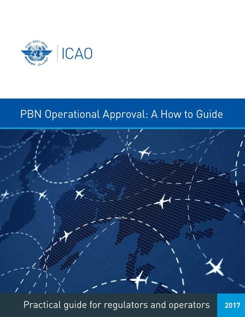 PBN Operational Approval: A How to Guide