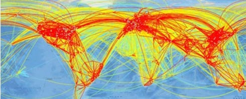 ICAO Traffic Flow Forecast