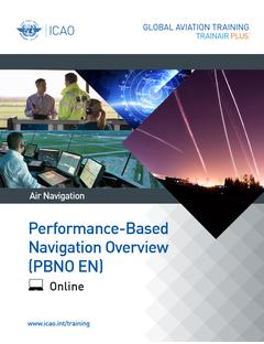 Performance-Based Navigation Overview (PBNO): Online