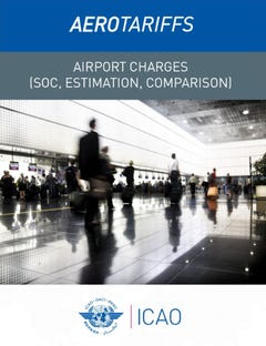 Aero Tariffs - Airport Charges (Scheme of Charges, Estimation and Benchmark)