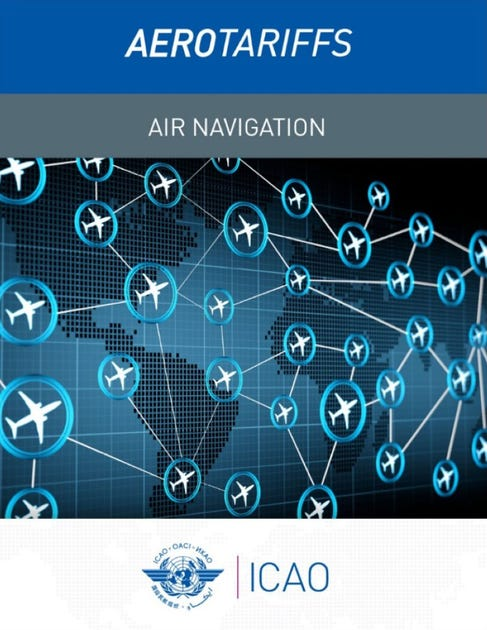 Aero Tariffs - Air Navigation Charges (Scheme of Charges, Estimation and Map)