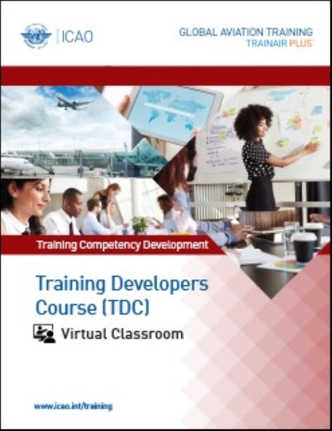 Training Developers Course (TDC)
