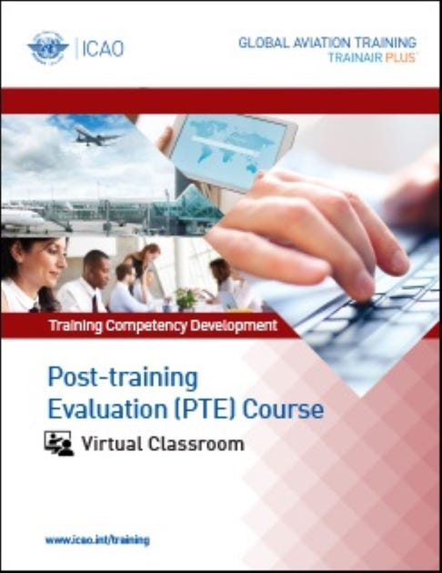 Post-Training Evaluation (PTE) - Virtual Classroom