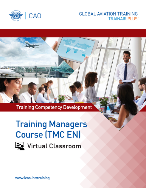 Training Managers Course (TMC): Virtual Classroom