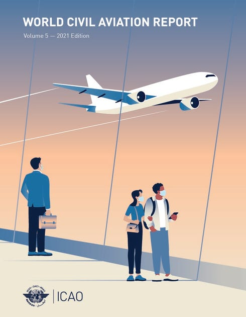 ICAO World Civil Aviation Report (WCAR/5)